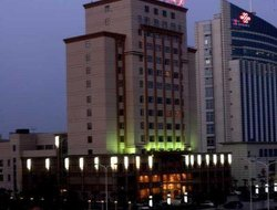 Top-9 hotels in the center of Taizhou