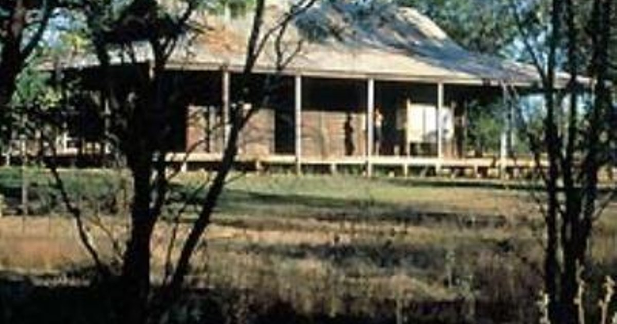 Mataranka Homestead Tourist Resort