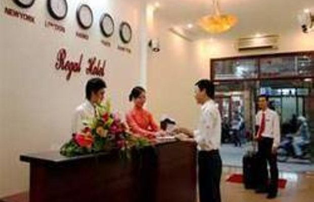 фото Regal Hotel - De La Thanh 687080952