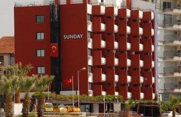 фото Hotel Sunday Beach 687086500