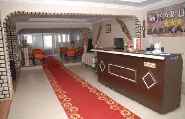 фото Sarikamis Kar Hotel 687292654