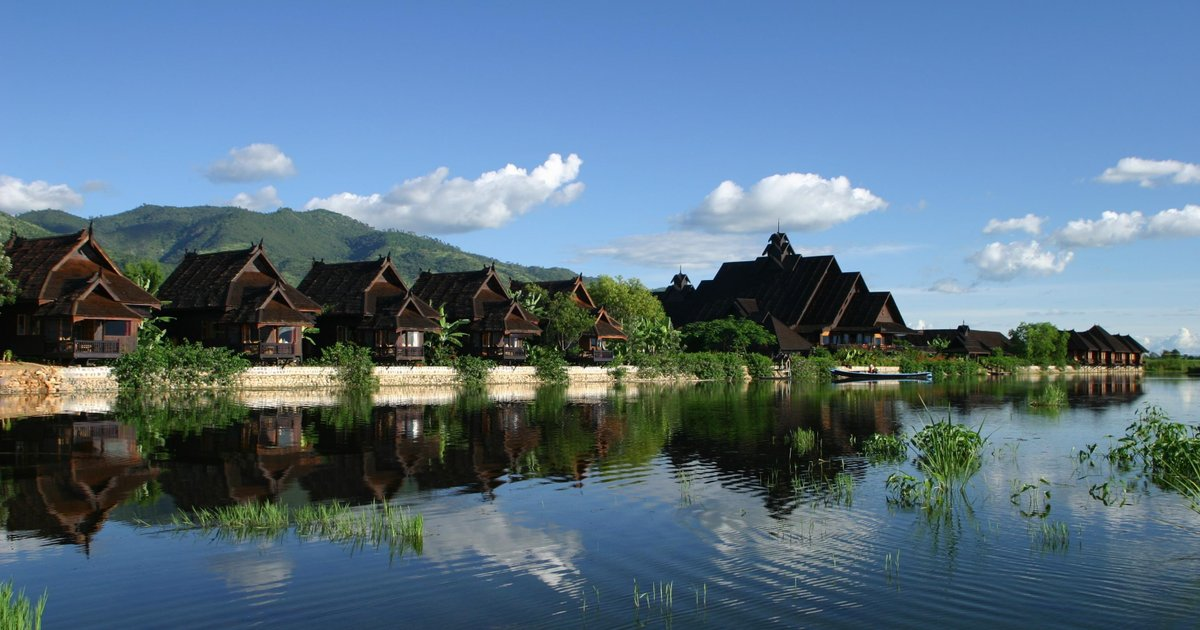 Inle Princess Resort