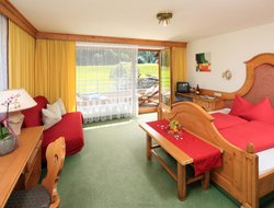 Top-5 hotels in the center of Holzgau