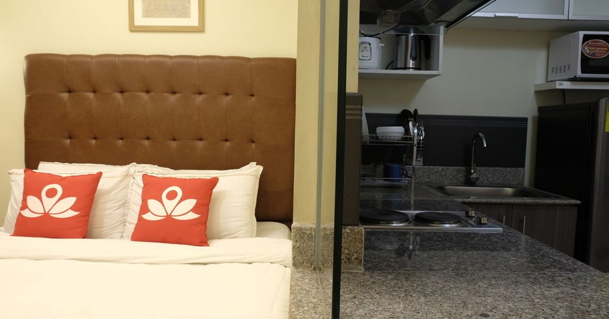 ZEN Rooms Malate Robinsons