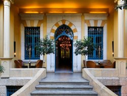 Lebanon hotels with restaurants