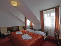 Top-10 hotels in the center of Brno