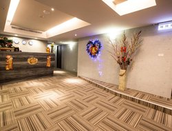 Pets-friendly hotels in Jhongli City