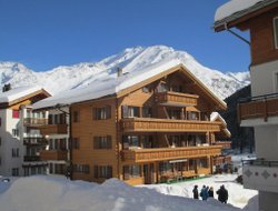 Saas Fee hotels for families with children