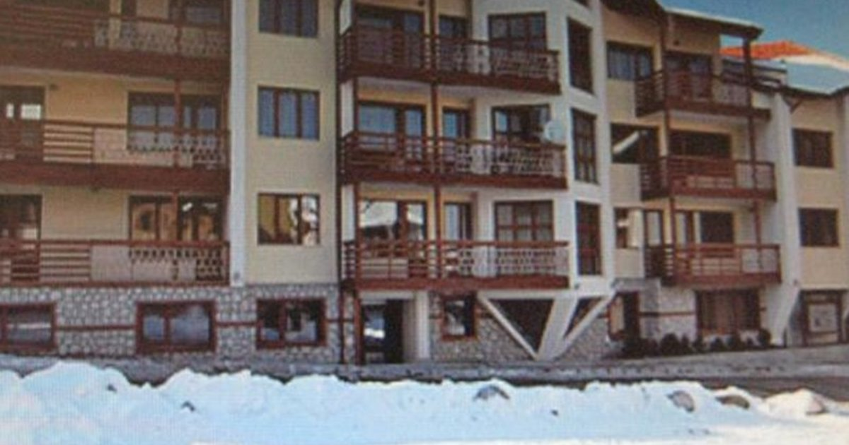 Apartment with Balcony in Eagles Nest Bansko