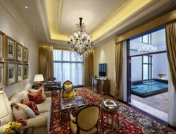 Delhi City hotels with swimming pool