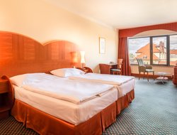 Prague hotels with river view