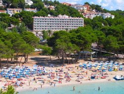 Cala Galdana hotels for families with children