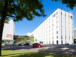 Pets-friendly hotels in Basel