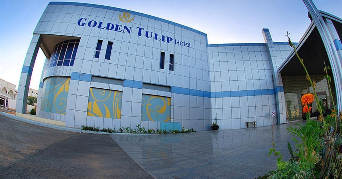 Golden Tulip Hail