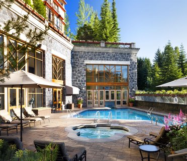 Raintree's Westin Resort & Spa, Whistler