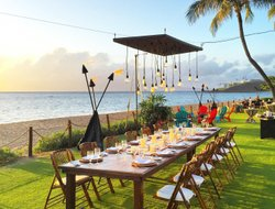 Kaanapali hotels with restaurants