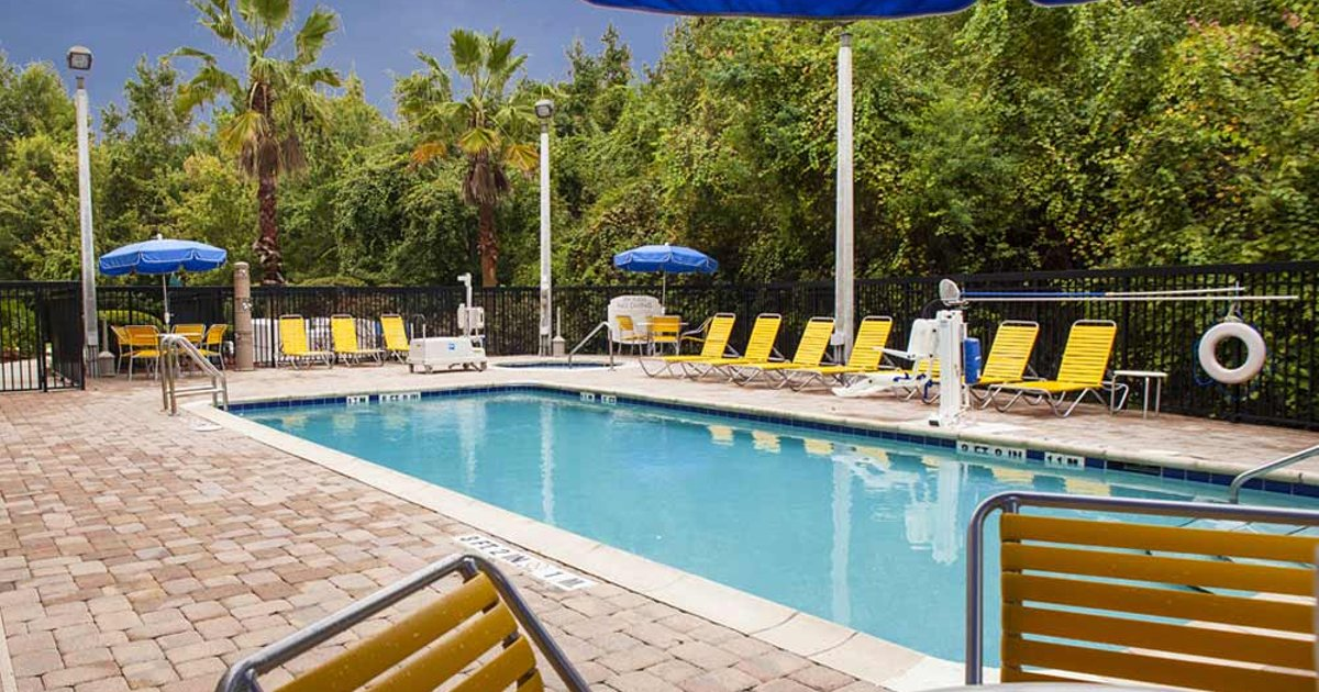 Fairfield Inn and Suites by Marriott Saint Augustine I-95