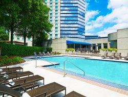 Top-10 hotels in the center of Sandy Springs