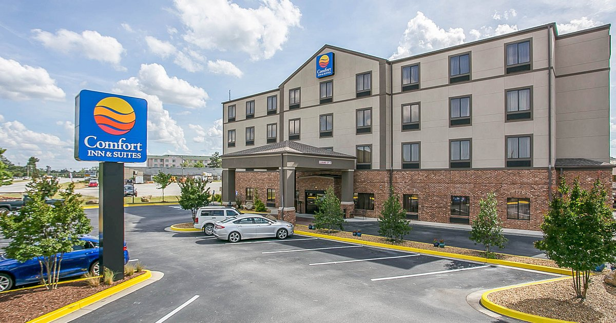 Comfort Inn & Suites - Fort Gordon