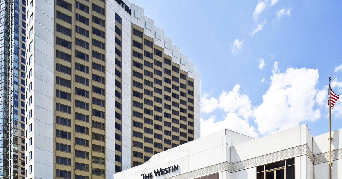 The Westin Jersey City Newport
