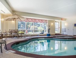 Business hotels in Amherst