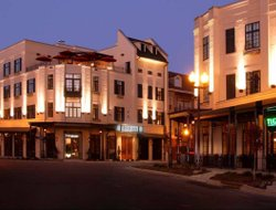 Top-3 romantic Memphis hotels