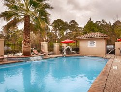 Lufkin hotels with swimming pool