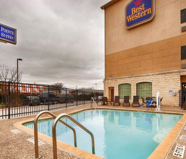 Best Western Windsor Pointe Hotel & Suites - AT&T Center