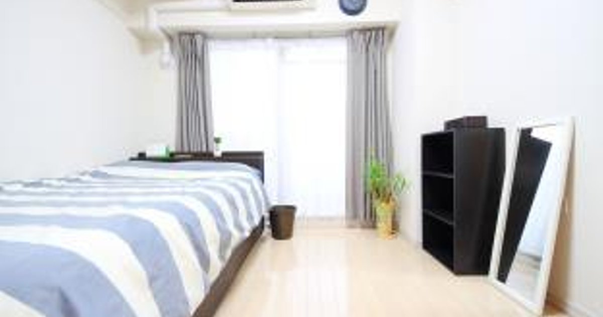1 Bedroom Apartment in Shinsaibashi Area O1