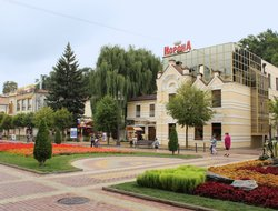 Top-10 hotels in the center of Kislovodsk