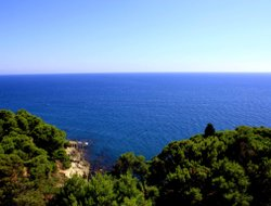 Top-9 hotels in the center of Ulcinj