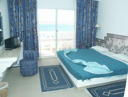 Top-3 hotels in the center of Hammam Sousse