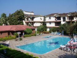 Calangute hotels with swimming pool