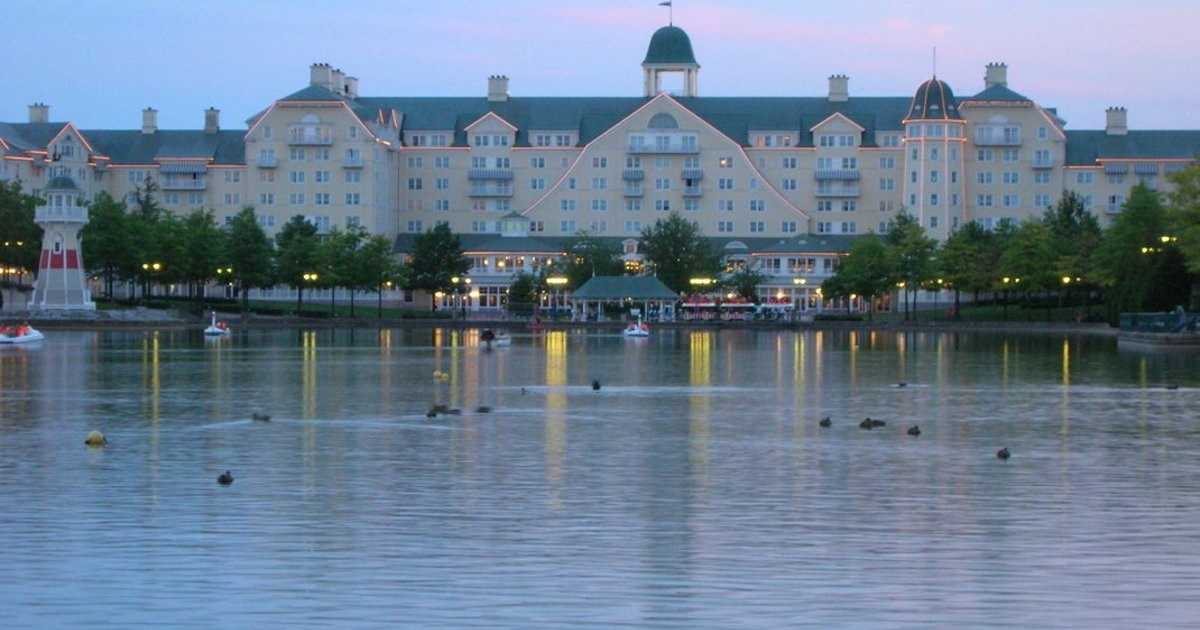 Disney's Newport Bay Club(R)