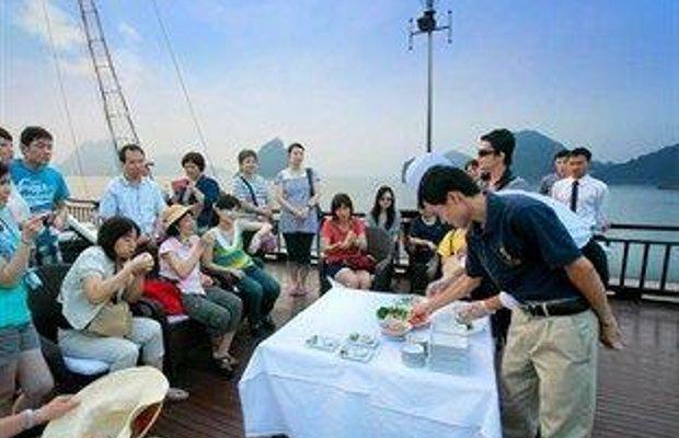 фото Halong Sunrise Cruise 715643413