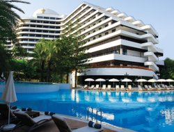 The most popular Antalya hotels