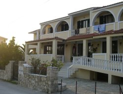 Laganas hotels with sea view