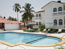 Baga hotels with swimming pool