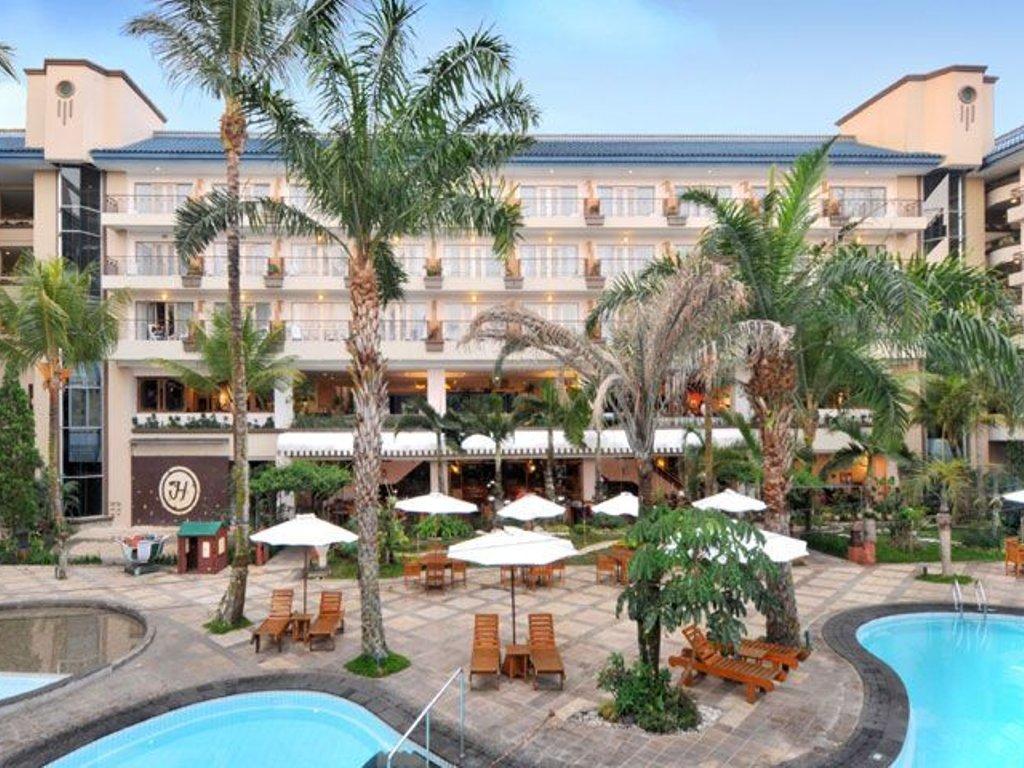 Hotel Bintang 4 Terbaik Jawa Barat