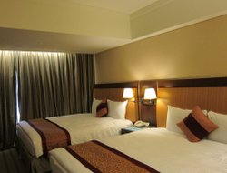 Top-3 of luxury Tainan City hotels