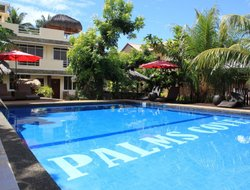 Panglao City hotels with swimming pool