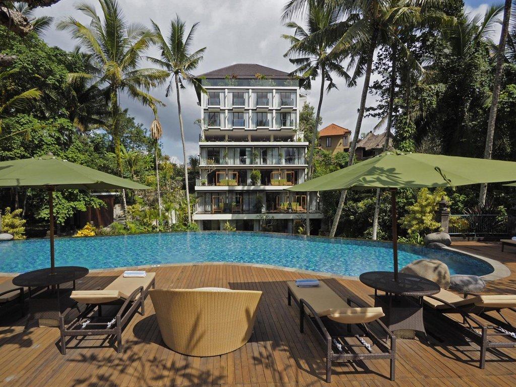 Hotel bintang 5 terbaik di Ubud