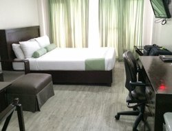 Top-5 hotels in the center of Olongapo City