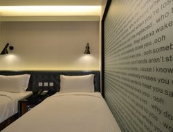 Top-10 hotels in the center of Taichung City