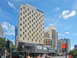 Top-10 hotels in the center of Brisbane