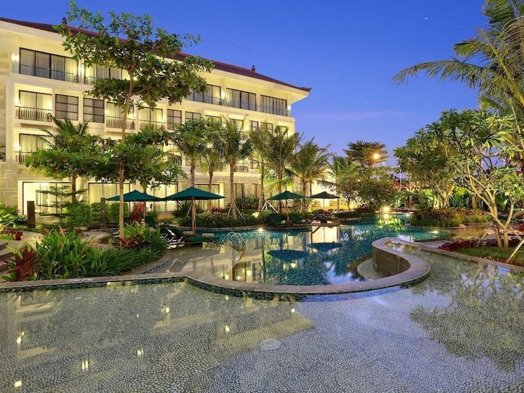 hotel mewah di Nusa Dua Bali