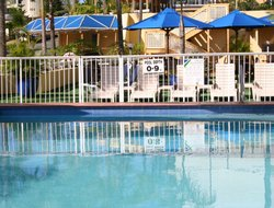 Port Macquarie hotels with sea view