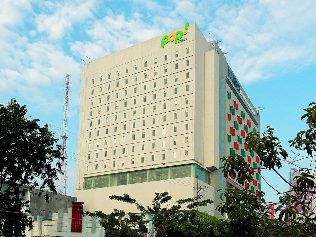 Hotel dekat Stasiun Gubeng