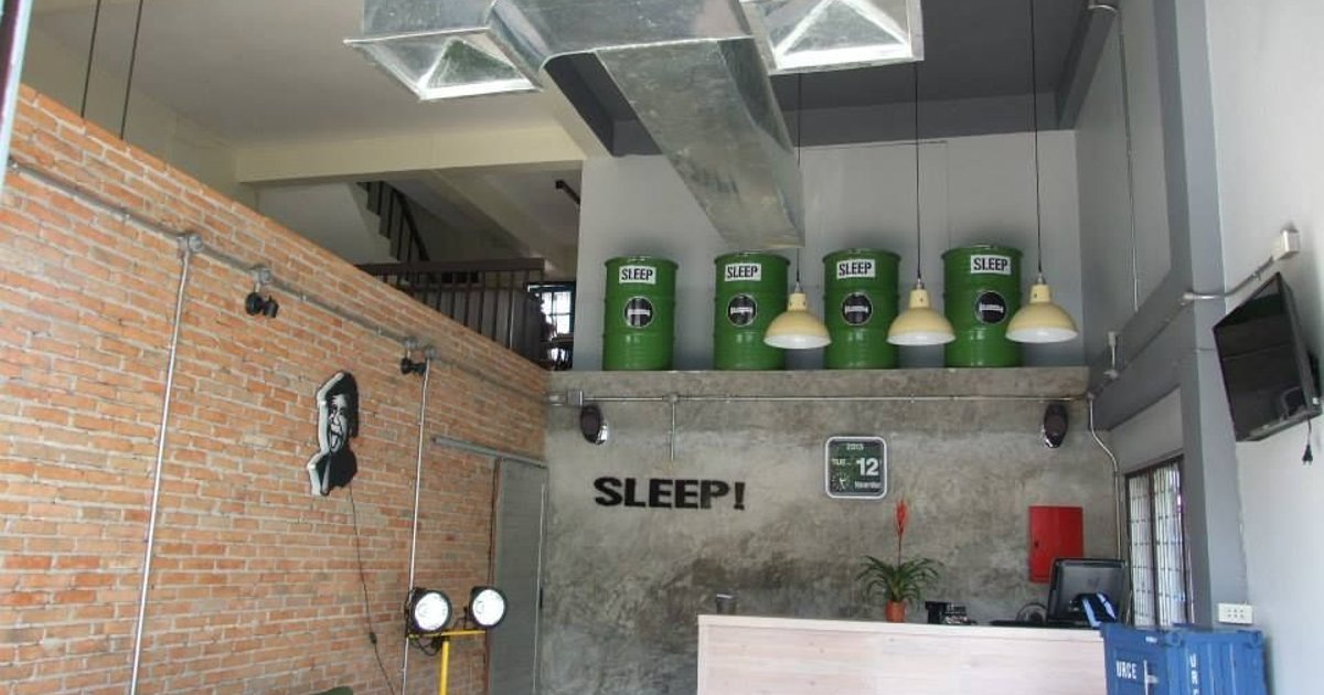 Sleep Guesthouse
