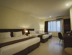 Top-3 hotels in the center of Pandan